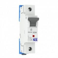 63A 230В 1P Вимикач-роз'єднувач ізоляційний RV61 SEZ