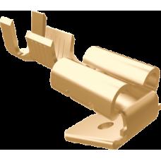 Plochá dutinka s kolíkom