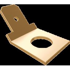Prístrojový plochý kolík
