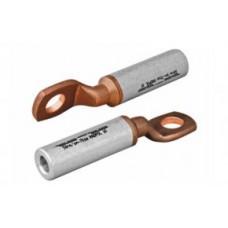 Наконечники кабельні алюмінієво-мідні, для напруги до 30 кв, герметичні, згідно стандарту DIN - типу DKAMP