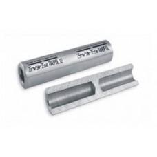 Кабельні гільзи алюмінієві з перегородкою, відповідно до стандарту DIN - типу DZAP