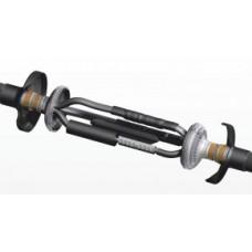 Гільза: - для броньованих кабелів 3-żyłowych про nieekranowanej полімерної ізоляції на напругу 3,6/6 і 6/6