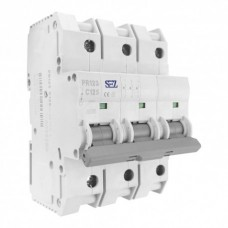 C125A 3P 10kA автоматичний вимикач PR123 SEZ