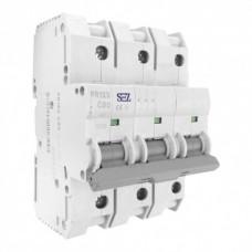 C80A 3P 10kA автоматичний вимикач PR123 SEZ