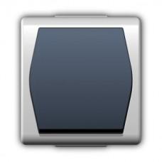 Зовнішній вимикач одноклавішний 1001-01