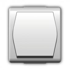 Зовнішній вимикач одноклавішний 1001-00