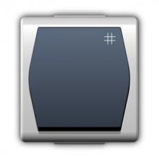 Зовнішній вимикач прохідний 1006-01