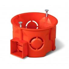 Коробка установочная под штукатурку P/T PK-60F PRO соединительная с винтами 0284-01