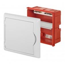 ECONOMIC BOX RP 1/6 (1x6) IP40 щит вбудований (PE+N) 2511-00
