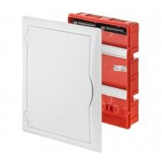 ECONOMIC BOX RP 2/24 (2x12) IP40 щит вбудований (PE+N) 2515-00