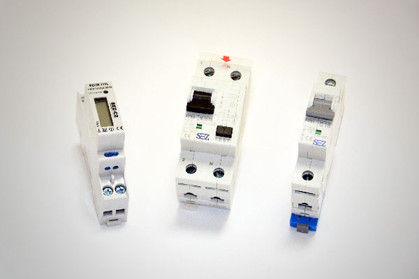 Модулярные приборы, электросчетчики